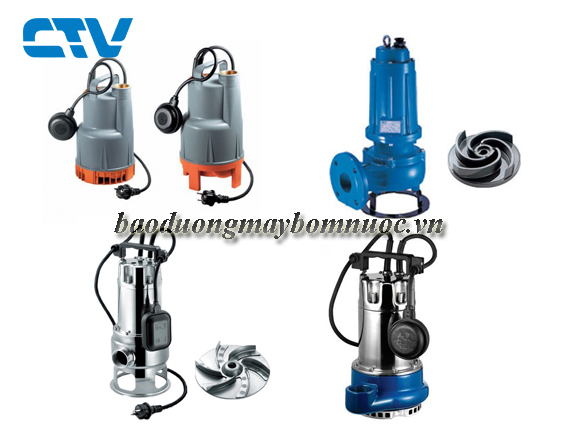 Địa chỉ bảo dưỡng máy bơm nước thải Pentax chuyên nghiệp tại Hà Nội