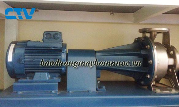 Bảo dưỡng máy bơm trục rời Pentax nhanh chóng, uy tín tại Hà Nội