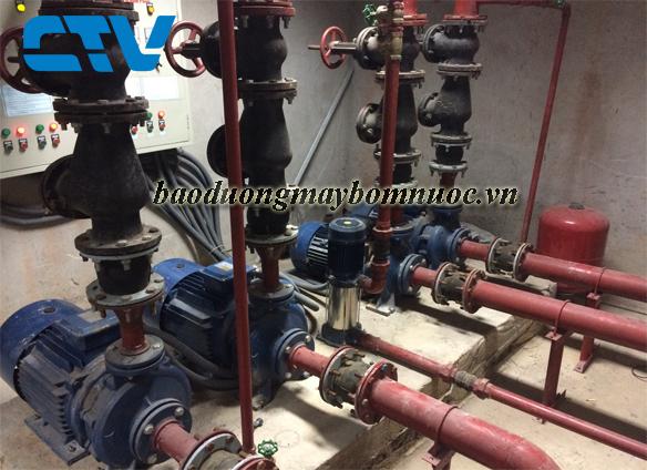 Cách kiểm tra và bảo dưỡng máy bơm nước công nghiệp Matra