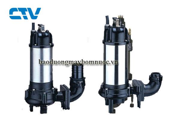 Bảo dưỡng máy bơm nước thải APP