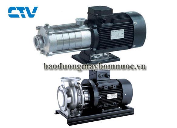 Bảo dưỡng máy bơm công nghiệp CNP
